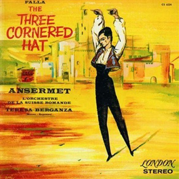 Ansermet Ernest - Falla the Three Cornered Hat