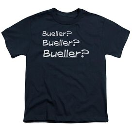 Ferris Bueller Bueller? Short Sleeve Youth T-Shirt