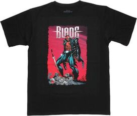 Blade #2 Blood Allies Variant T-Shirt