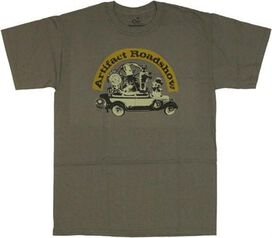 Warehouse 13 Artifact Roadshow T-Shirt