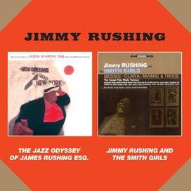 Jimmy Rushing - Jazz Odyssey of James Rushing Esq + Jinny Rushing
