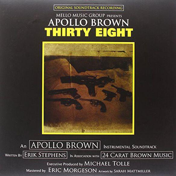 Apollo Brown - Thirty Eight