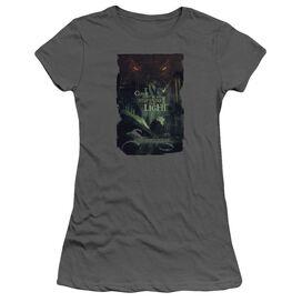 Hobbit Taunt Short Sleeve Junior Sheer T-Shirt