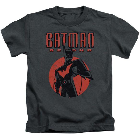 Batman Beyond Iconic Pose Short Sleeve Juvenile T-Shirt
