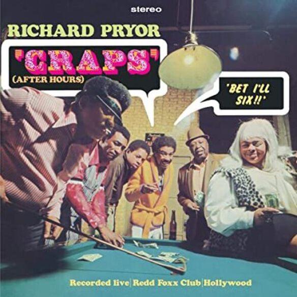 Richard Pryor - Craps (after Hours)