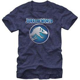 Jurassic World Emblem T-Shirt
