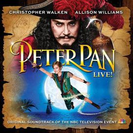Christopher Walken / Allison Williams - Peter Pan Live! [2014 TV Special]