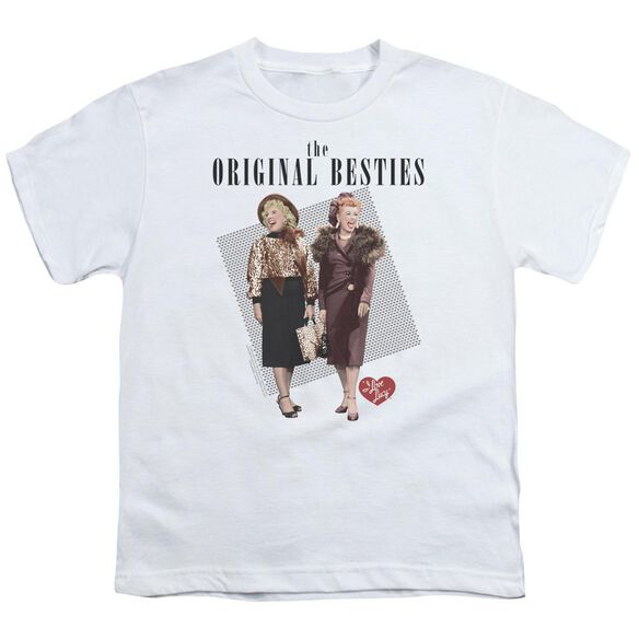 I Love Lucy Original Bestie Short Sleeve Youth T-Shirt