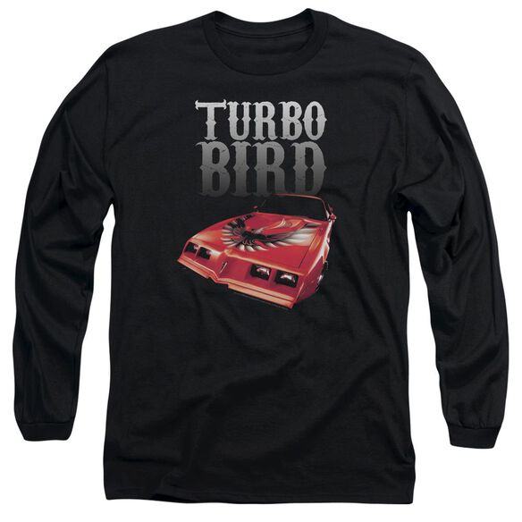 Pontiac Turbo Bird Long Sleeve Adult T-Shirt