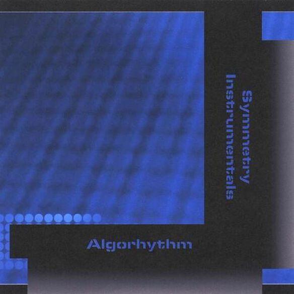 Symmetry Instrumentals (Cdr)