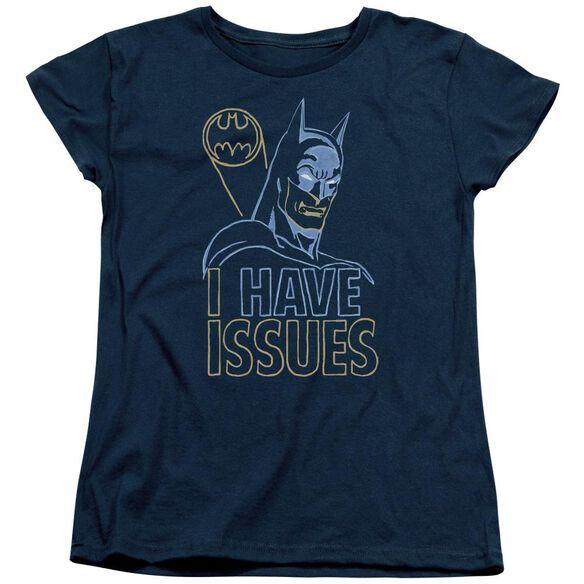 Dc Issues Short Sleeve Womens Tee T-Shirt