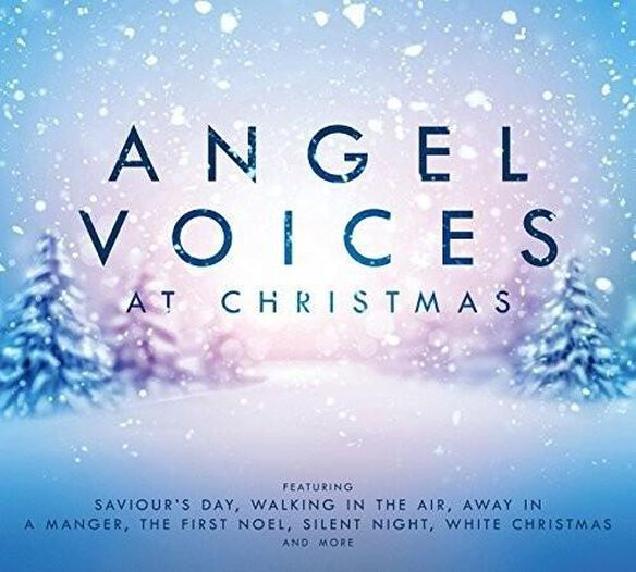 Angel Voices At Christmas / Various (Uk)