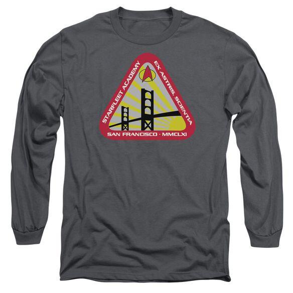 Star Trek Starfleet Academy Long Sleeve Adult T-Shirt