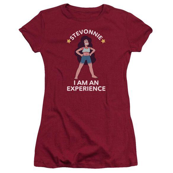 Steven Universe Stevonnie Short Sleeve Junior Sheer T-Shirt