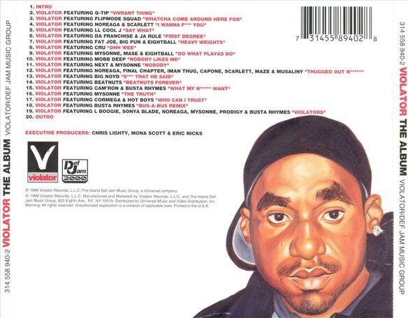 Violator:Album (Clean)899