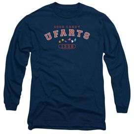 FARTS CANDY FART UNIVERSITY-L/S T-Shirt