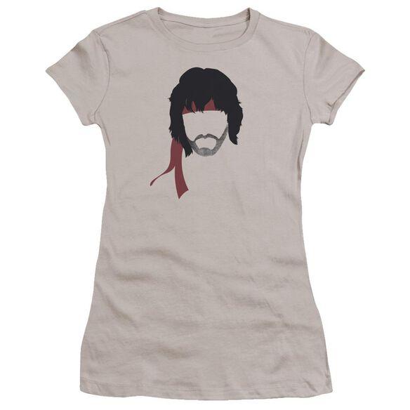 Rambo:First Blood Ii Hair Premium Bella Junior Sheer Jersey
