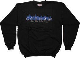 Gotham City Before Dark Knight SweaT-Shirt