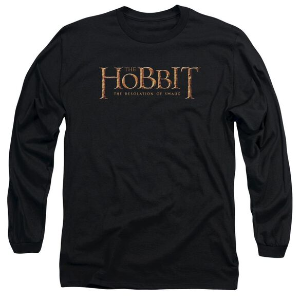Hobbit Logo Long Sleeve Adult T-Shirt