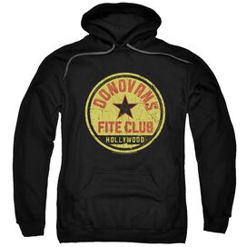 Ray Donovan Fite Club Adult Pull Over Hoodie