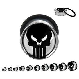 Punisher Steel Plugs