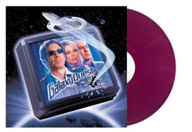 David Newman - Galaxy Quest Original Motion Picture Soundtrack [Exclusive Deep Purple Vinyl]