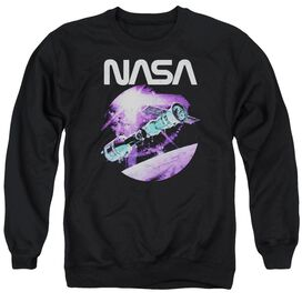 Nasa Come Together Adult Crewneck Sweatshirt