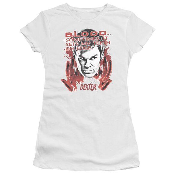 Dexter Blood Premium Bella Junior Sheer Jersey