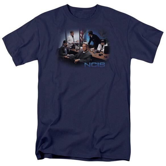 Ncis Original Cast Short Sleeve Adult T-Shirt