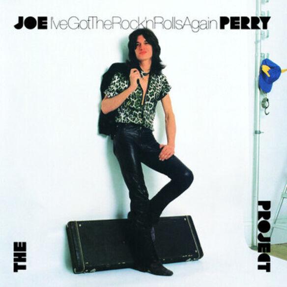 Joe Perry - I've Got the Rock N Rolls Again