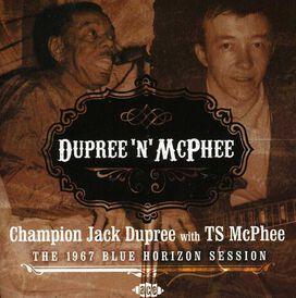 Tony McPhee - Dupree N McPhee The 1967 Blue Horizon Session