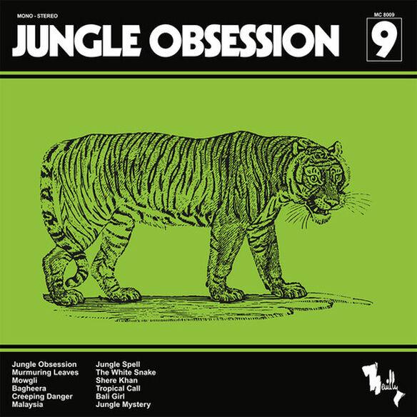 Nino Nardini / Roger Roger - Jungle Obsession (Bonus Tracks) (Ogv)