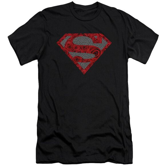 Superman Elephant Rose Shield Premuim Canvas Adult Slim Fit
