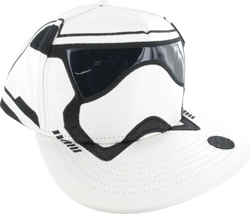 Star Wars Force Awakens Stormtrooper Helmet Hat  b87e565e08e