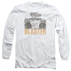 Scott Weiland Blaster Long Sleeve Adult T-Shirt