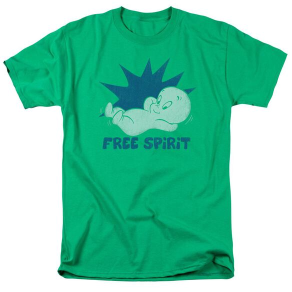 Casper Free Spirit Short Sleeve Adult Kelly T-Shirt