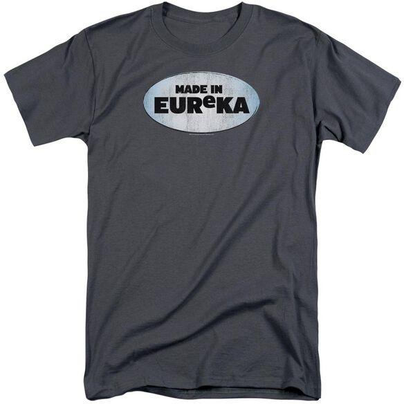 Eureka Made In Eureka Short Sleeve Adult Tall T-Shirt