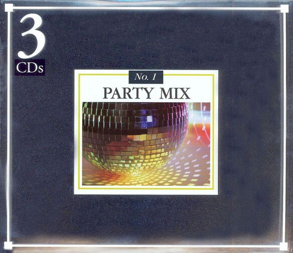 Party Mix (3 Cd) 0308