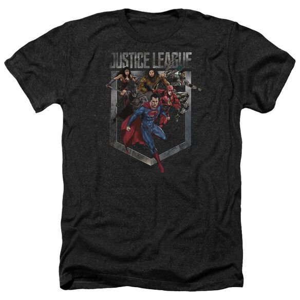 Justice League Movie Charge Adult Heather