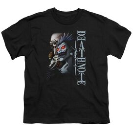 Death Note Shinigami Short Sleeve Youth T-Shirt