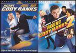ANDREAS KLEIN - Agent Cody Banks / Agent Cody Banks 2 - DVD - Multiple NEW