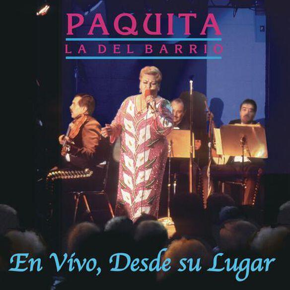 Paquita La Del Barrio - En Vivo: Desde Su Lugar