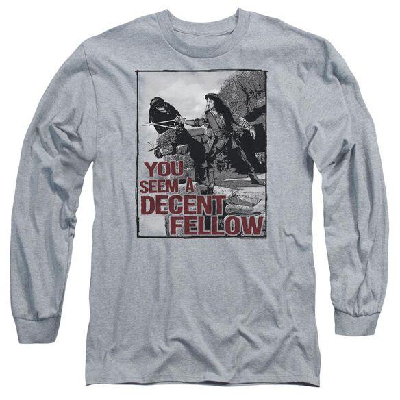 Pb Fellow Long Sleeve Adult Athletic T-Shirt