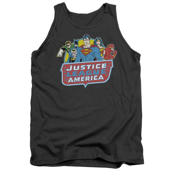 Dc 8 Bit League Adult Tank