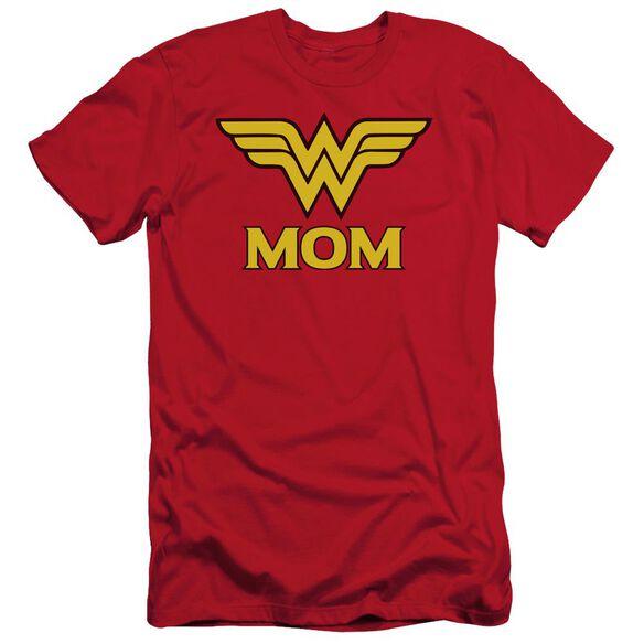 Dco Wonder Mom Hbo Short Sleeve Adult T-Shirt