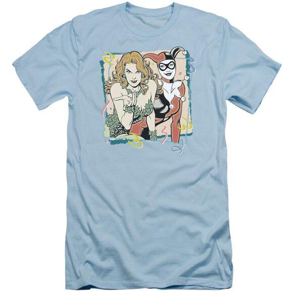 Dc Totally Harvey & Ivy Short Sleeve Adult Light T-Shirt