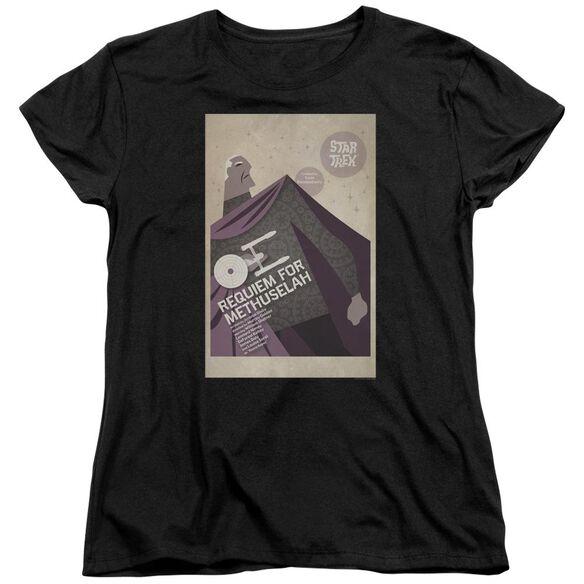 Star Trek Tos Episode 74 Short Sleeve Womens Tee T-Shirt