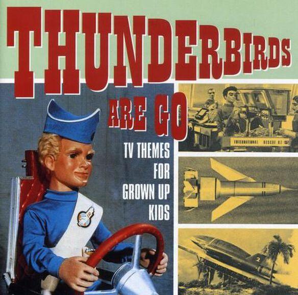 Thunderbirds Are Go Tv Themes / Var (Uk)