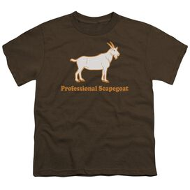 Professional Scapegoat Short Sleeve Youth T-Shirt
