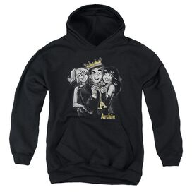 Archie Comics Ladies Man Youth Pull Over Hoodie